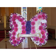 Funeral Tributes 11 butterfly